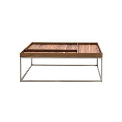 Pablo Coffee Table | Lounge tables | black tie