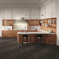 Heritage | Fitted kitchens | Snaidero USA