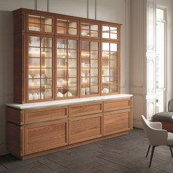 Heritage | Display cabinets | Snaidero USA