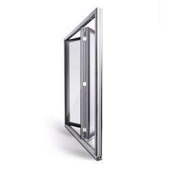 FIN-Project Folding door Cristal | Patio doors | Finstral