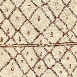 Ivory Vintage Moroccan Rug | Rugs | Nazmiyal Rugs