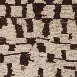 Mid Century Modern Vintage Moroccan Rug | Tappeti / Tappeti d'autore | Nazmiyal Rugs