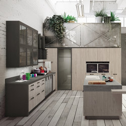 Loft | Fitted kitchens | Snaidero USA