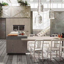 Loft | Island kitchens | Snaidero USA