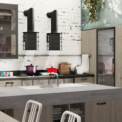 Loft | Kitchen hoods | Snaidero USA