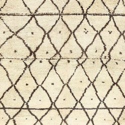 Mid Century Vintage Geometric Moroccan Rug   Tappeti / Tappeti d'autore   Nazmiyal Rugs