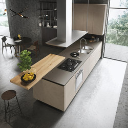 Look | Island kitchens | Snaidero USA