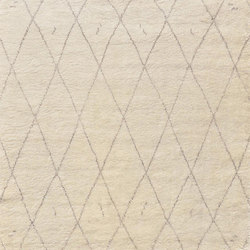 Modern Moroccan Shag Berber Rug | Formatteppiche / Designerteppiche | Nazmiyal Rugs