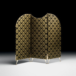 Aliseo Accessory | Folding screens | black tie