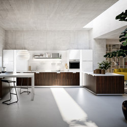 Lux | Fitted kitchens | Snaidero USA