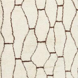 Vintage Beni Ourain Moroccan Rug | Formatteppiche / Designerteppiche | Nazmiyal Rugs