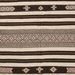 Vintage Mid Century Gallery Size Moroccan Kilim Rug | Tappeti / Tappeti d'autore | Nazmiyal Rugs