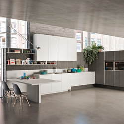 Way | Fitted kitchens | Snaidero USA