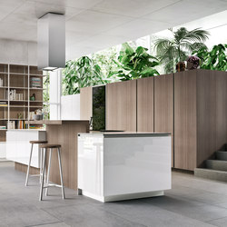 Way | Island kitchens | Snaidero USA