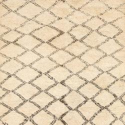 Vintage Moroccan Beni Ourain Rug | Rugs | Nazmiyal Rugs