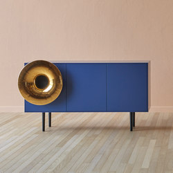 Caruso Madia | Multimedia-Sideboards / -Schränke | miniforms