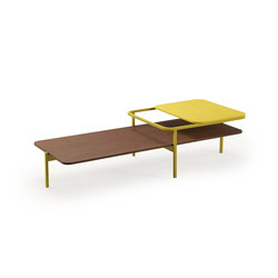 Duplex | Lounge tables | Sancal