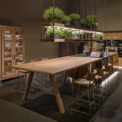 Principia | Fitted kitchens | Arclinea