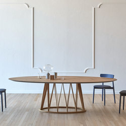Acco Table | Esstische | miniforms