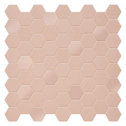Betonstil Hexa Rosy Blush | Piastrelle ceramica | TERRATINTA GROUP