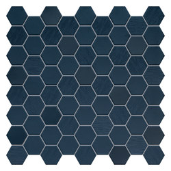 Betonstil Hexa Deep Navy | Keramik Fliesen | TERRATINTA GROUP
