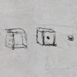 Arte Pura Grafismi Pietra | Keramik Fliesen | Refin