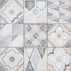 Betonstil MixDecò Rosy Blush satin | Carrelage céramique | TERRATINTA GROUP