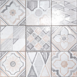Betonstil MixDecò Rosy Blush wet&shiny | Ceramic tiles | TERRATINTA GROUP