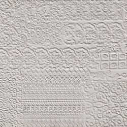Arte Pura Rilievi Pietra | Ceramic panels | Refin