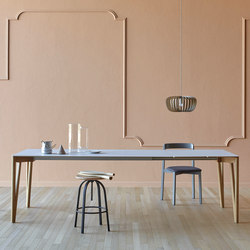 Decapo Table | Dining tables | miniforms