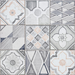 Betonstil MixDecò Union satin | Ceramic tiles | TERRATINTA GROUP