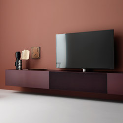 Brick | multimedia | Multimedia sideboards | CACCARO