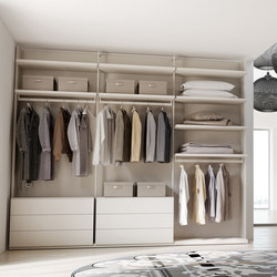 Cabina DR | dressing room | Walk-in wardrobes | CACCARO