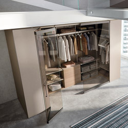 Camerino DB | walk-in wardrobe | Walk-in wardrobes | CACCARO