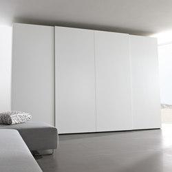 Flat | wardrobe sliding doors | Schränke | CACCARO