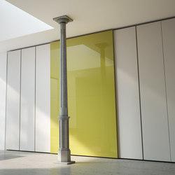 Flat | wardrobe sliding doors | Armoires | CACCARO