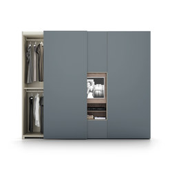 Flat | wardrobe tv | Armoires | CACCARO