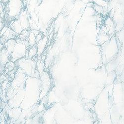 Marble | Stone Tiles Cortes bleu | Láminas de plástico | Hornschuch