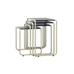 B 9 GT All Seasons | Side tables | Gebrüder T 1819