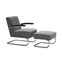 S 411 I S 411 H | Lounge chairs | Gebrüder T 1819