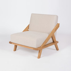 Nordic Space Chair | Fauteuils d'attente | ellenbergerdesign
