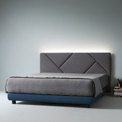 Opus | bed | Double beds | CACCARO