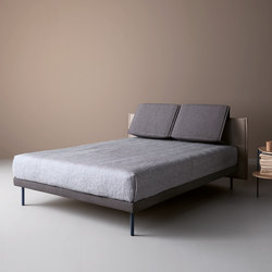 Plié | bed | Double beds | CACCARO