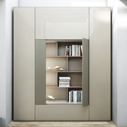 Roomy | bookcase module | Armoires | CACCARO