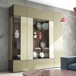 Roomy | showcase module | Vitrinas | CACCARO