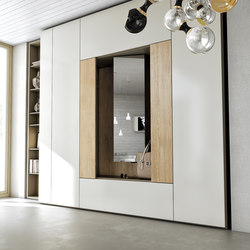 Roomy | mirror module | Lockers | CACCARO