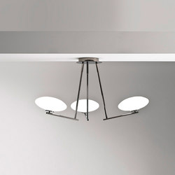 Mamì small pendant (3 lights) | Suspended lights | Penta