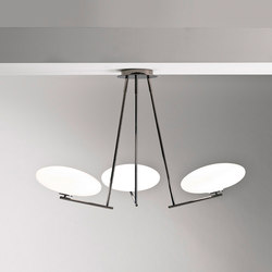 Mamì medium pendant (3 lights) | Suspended lights | Penta