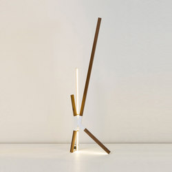 Middle Bang Floor/Table Lamp | Tischleuchten | STICKBULB