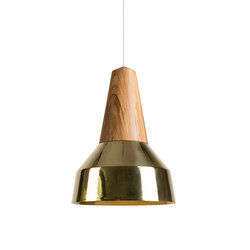 Eikon Ray Bamboo Brass | Suspended lights | SCHNEID